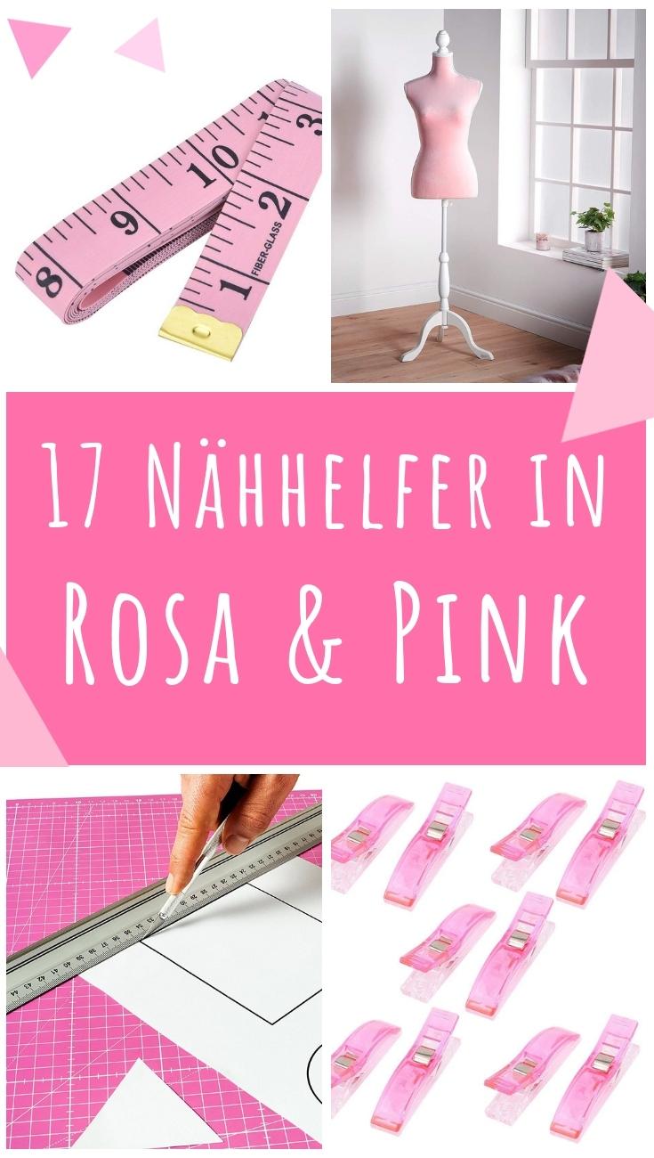 rosa pink Nähhelfer Nähwerkzeug Geschenkidee Nähgeschenk Geschenk für Schneider nähen Nähanfänger Nähwerkzeug Werkzeug Nähzimmer Nähgedgets Nähprodukte