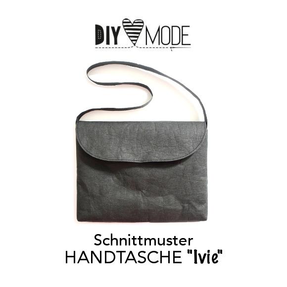 Schnittmuster Handtasche Ivie