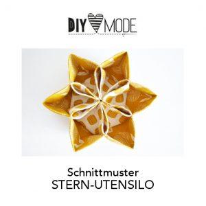 Schnittmuster STERN-UTENSILO