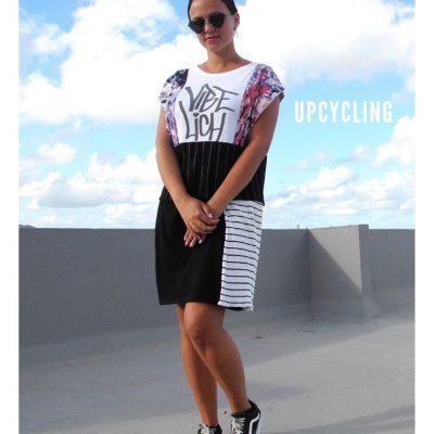 Upcycling Kleid nähen