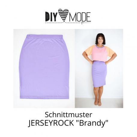 Jerseyrock Brandy - DIY MODE Schnittmuster